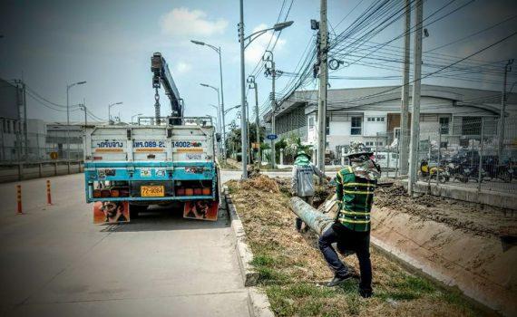 รถเฮี๊ยบกบินทร์บุรี บริการรถเฮี๊ยบ รถบรรทุกติดเครน 3 ตันถึง 10 ตัน มีทั้ง 6 ล้อและสิบล้อ (41)